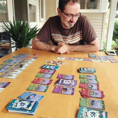 Machi Koro: Bright Lights, Big City