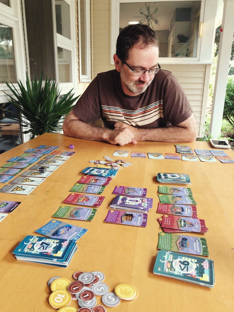 machi koro - best games for families