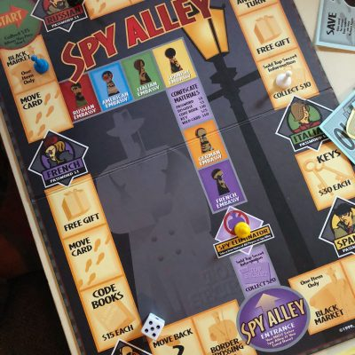 Game Reviews: Spy Alley