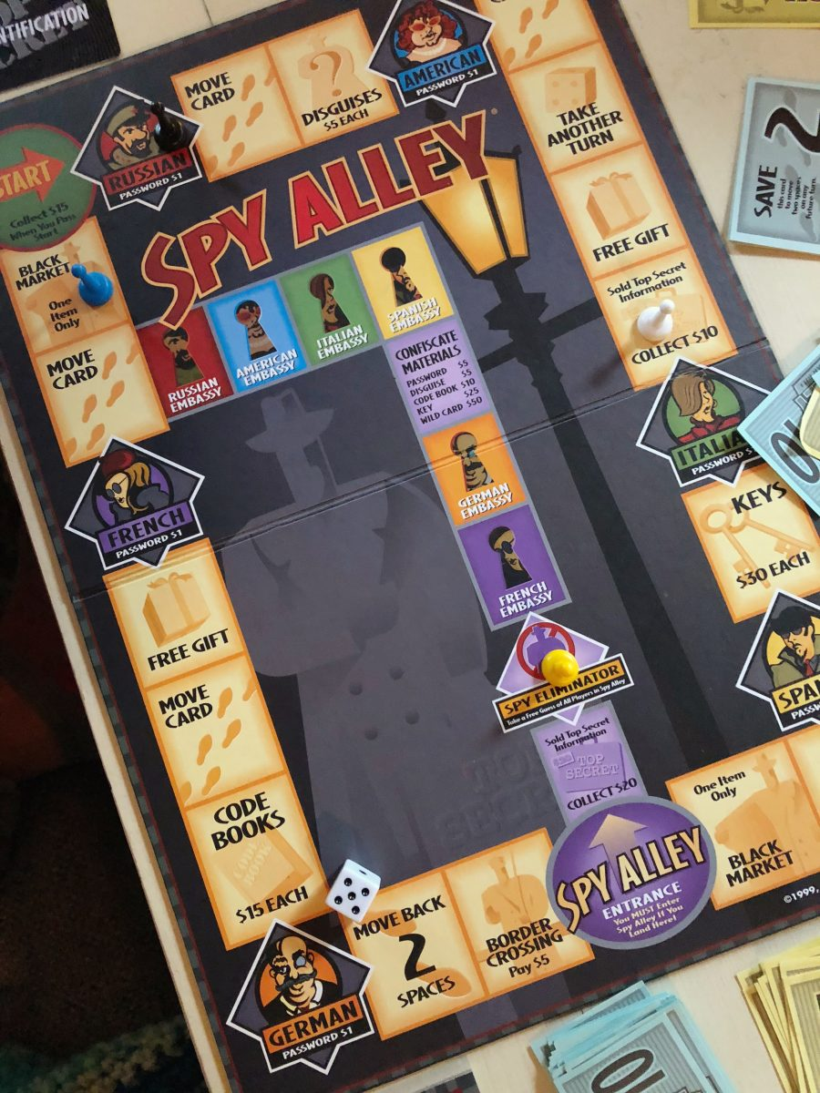 Game Reviews: Spy Ally - This who's who spy game is super-simple, easy to learn, and a quick play that is perfect for playing with grandparents! #boardgames #familygames #spyally #gamenight *Loving this family's website and game suggestions