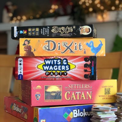 Your Christmas Shopping List: Board Games For Kids Of EVERY Age