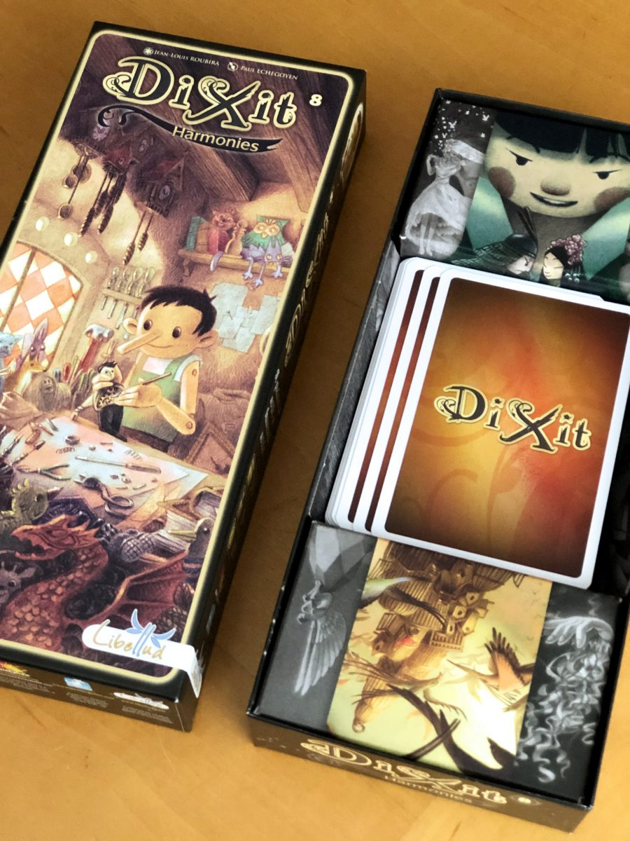 Game Reviews: DiXit Expansion Packs- This unique game is easy to learn, perfect for multi-generational game nights and inspires the imagination. #boardgames #familygames #dixit #gamenight *Loving this family's website and game suggestions