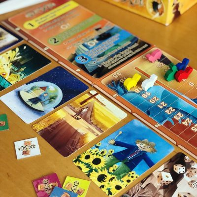 Game Reviews: Dixit