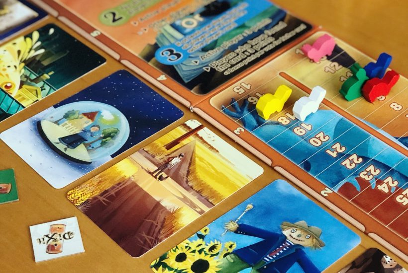 Game Reviews: DiXit - This unique game is easy to learn, perfect for multi-generational game nights and inspires the imagination. #boardgames #familygames #dixit #gamenight *Loving this family's website and game suggestions
