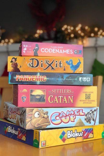 5 Board Games to Buy this Christmas for Wannabe Gamer Families #boardgames #games #gamenight #familygamenight *Loving this list of family friendly ideas!