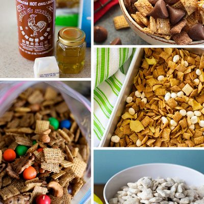Family Game Night Snacks: 5 Must-Try Chex Mixes